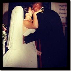 Kevin Ollie Stephanie Ollie wedding pic