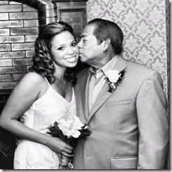 Kevin Ollie Stephanie Ollie wedding