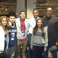 Kevin Ollie Family Pic 200x200