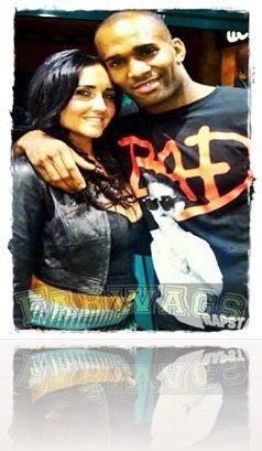 MMA Jimi Manuwa wife Nina Quaranta