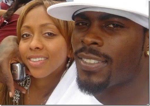 Kijafa Frink- NFL player Michael Vick´s Wife