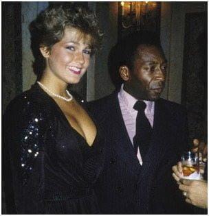 Xuxa Pele Marcia Aoki- Brazilian...