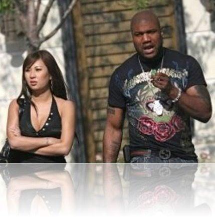 Rampage Jackson wife Yuki Jackson