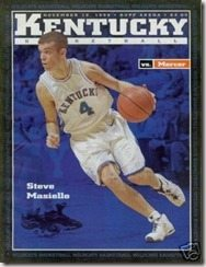 Steve Masiello kentucky