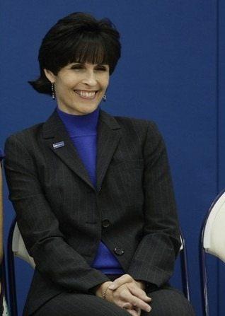 Ellen Calipari - Kentucky Wildcats Coach John Calipari´s ...