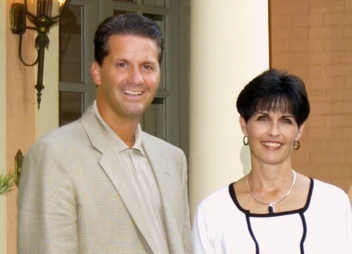 Ellen Calipari – Kentucky Wildcats Coach John Calipari´s Wife