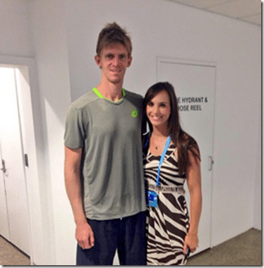 Kelsey O'Neal Anderson – Tennis Player Kevin Anderson's Wife