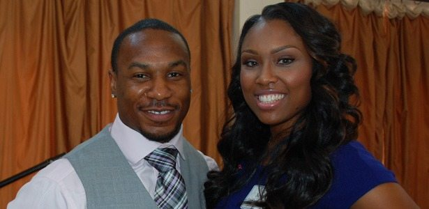 Michel Hunt- Sproles: NFL player Darren Sproles' Wife
