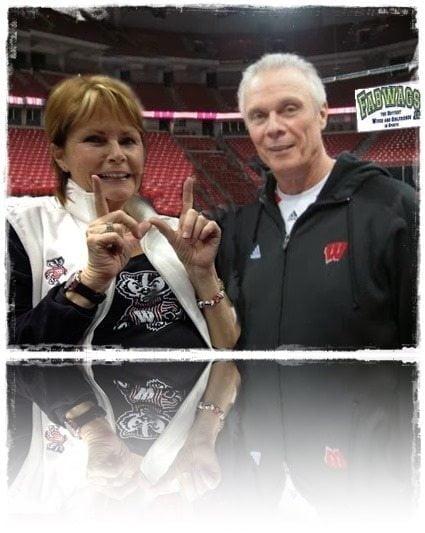 Carol Kelly Ryan : Wisconsin Badgers Coach Bo Ryan´s Wife