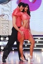 Carolina Baldini dancing with the stars