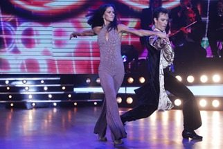 Carolina Baldini dancing