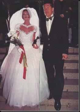 Diego simeone Carolina Baldini wedding