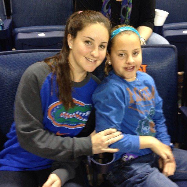 Christine D Auria Donovan Florida Gators Coach Billy