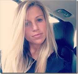 Kelly Hall Matthew Stafford girlfriend-photos