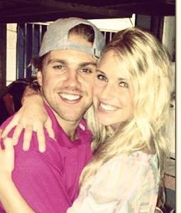 Kelly Hall Matthew Stafford girlfriend pic