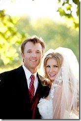 Matt Jones Melissa Weber wedding photo