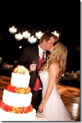 Matt Jones Melissa Weber wedding pic