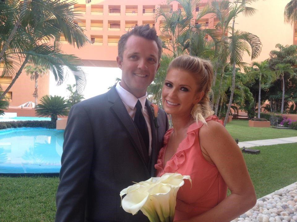 Melissa Weber Jones – Aussie PGA Golfer Matt Jones' Wife