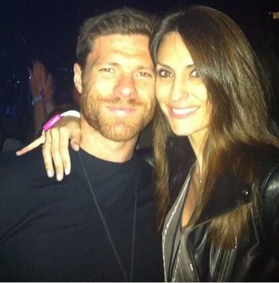 Nagore Aranburu Alonso- Real Madrid player Xabi Alonso's pretty wife