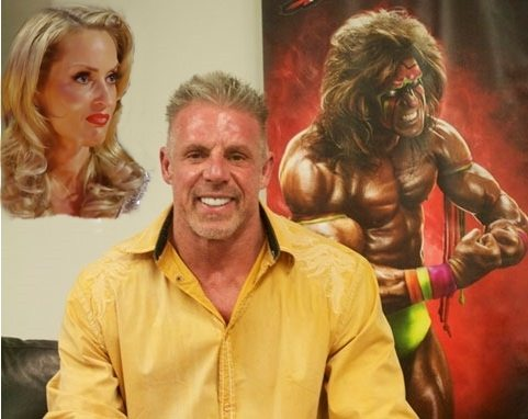 Our deepest condolences to dedicated, loving, supporting wife and mother Dana Hellwig for the passing of her husband, 54-year-old Warrior Hellwig, one of the most iconic WWE Superstars ever, The Ultimate Warrior. #jimhellwig #ultimatewarrior #wwewags #danahellwig #danawarrior @fabwags