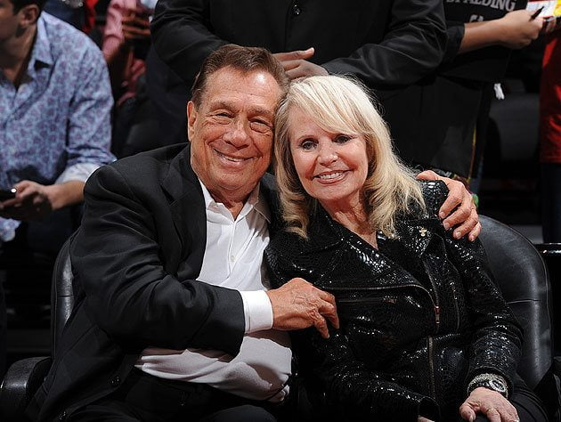 While her husband L.A Clippers owner Donald Sterling is in the middle of a nasty racist scandal which he got himself into, his wife Rochelle Sterling aka Shelly Sterling said she is no racist, I think she even could be enjoying just a bit what her husband's mistress Vanessa Perez Stiviano did to him, and we are pretty sure that he will take all the expensive cars he was gifted her with #rochellesterling #ronaldsterling #laclippers #shellysterling @fabwags