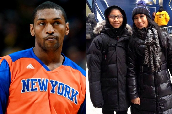 Jennifer Palma – NBA Player Metta World Peace's Baby Mama