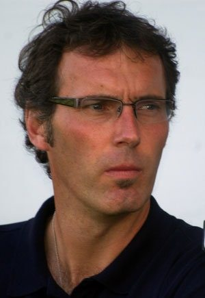 Anne Blanc: PSG Manager Laurent Blanc's Wife