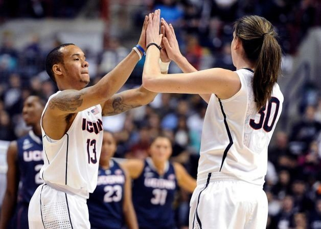 Who is UConn Player Shabazz Napier´s Girlfriend