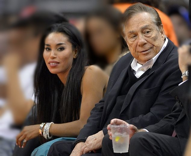 """Rochelle """"Shelly"""" Sterling - L.A Clippers Owner Donald ...  Rochelle """"..."""