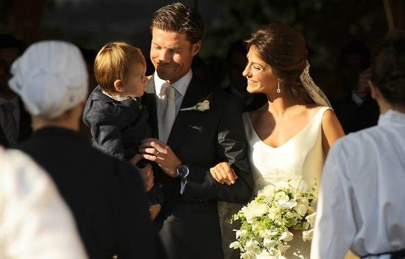 Xabi Alonso Wedding Nagore Aranburu- Alons...