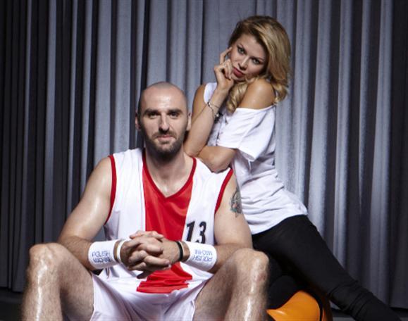 Anya Gortat / Anna Kociuga  Marcin Gortat's Girlfriend/ wife?
