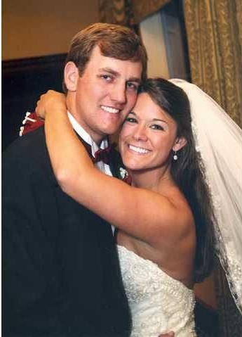 Brendon Todd Rachel Moore wedding