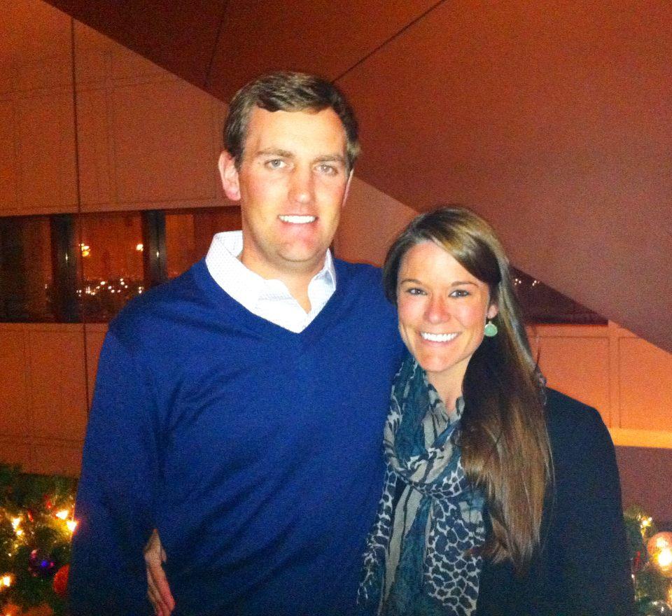 Rachel Todd – PGA Golfer Brendon Todd's wife