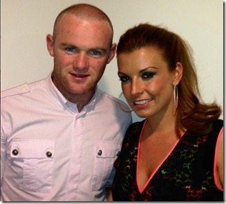 Coleen Rooney - Wayne Rooney