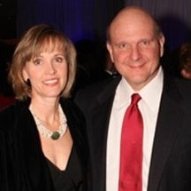 Connie Snyder – New Clippers Owner Steve Ballmer's wife