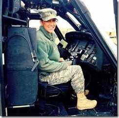 Danielle Conti US Army photo