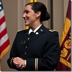 Danielle Conti US Army picture