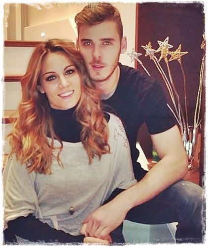 Edurne Garcia – Manchester United David De Gea's Hot Girlfriend