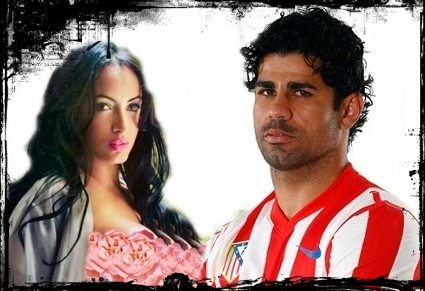 Michele Zuanne – Atletico Madrid Player Diego Costa's Ex- Girlfriend