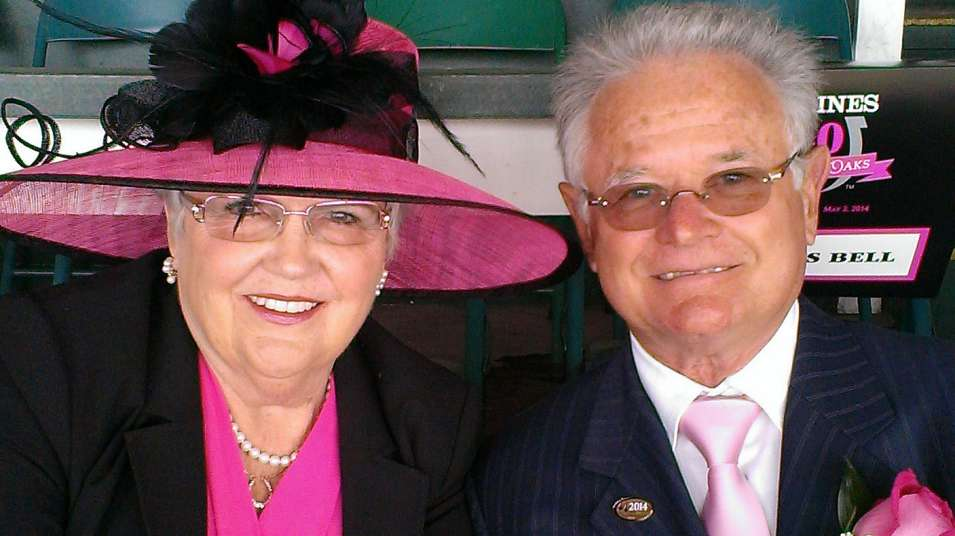 Faye Sherman – California Chrome's trainer Art Sherman's Wife