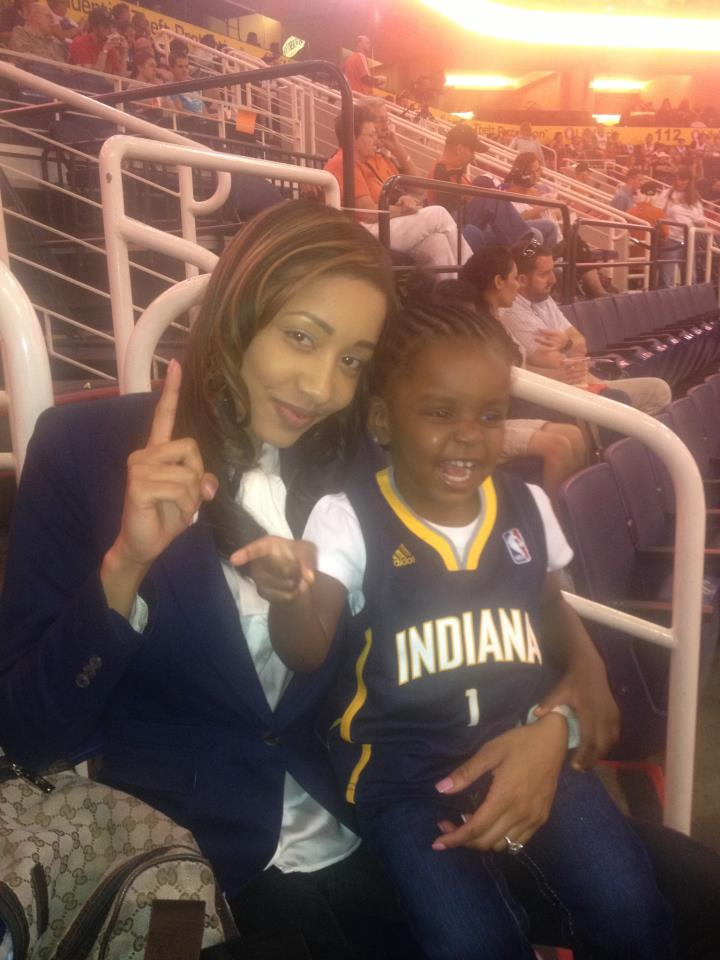 Who Is Lance Stephenson S Current Girlfriend Feby Torres