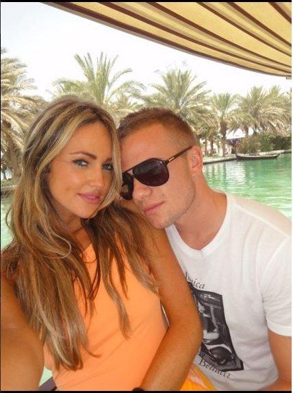 Jack Wilshere Girlfriend Lauren Neal