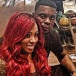 K Michelle Lance stephenson photo