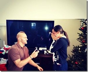 Mark Herzlich girlfriend Danielle conti photo