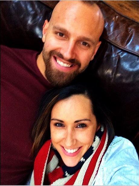 NFL Jerseys Official - Danielle Conti - NFL player Mark Herzlich's Girlfriend (Bio, Wiki)