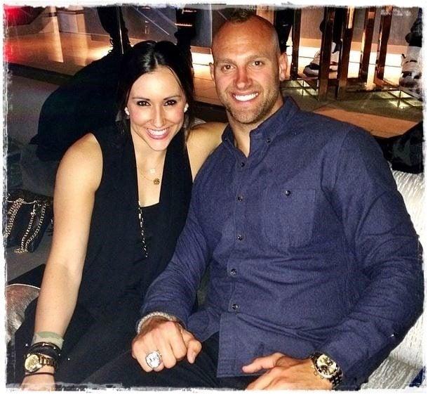 Danielle Conti – NY Giants Inspirational Player Mark Herzlich's Girlfriend/ Fiancee