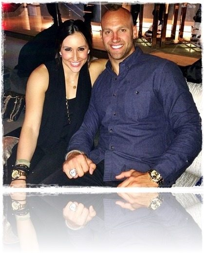 Mark Herzlich girlfriend Danielle conti