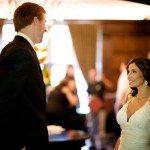 Matt Bonner Nadia Kullo wedding photo