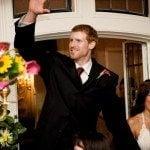 Matt Bonner Nadia Kullo wedding photos