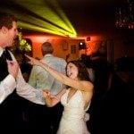 Matt Bonner Nadia Kullo wedding pic